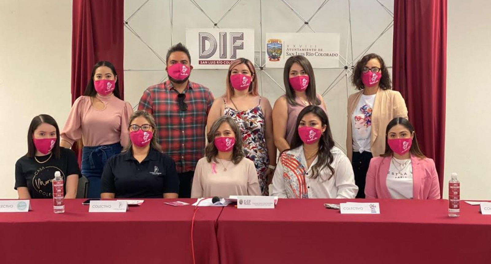 Se suman Colectivos en apoyo a DIF Municipal