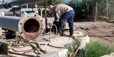 Dio Oomapas mantenimiento a cárcamo Río Santiago